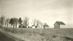 Curtis Farmstead 1957