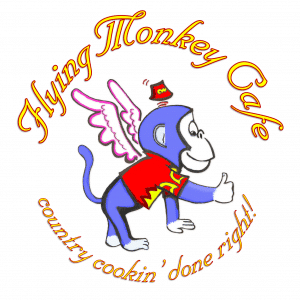 Flying Monkey Cafe logo