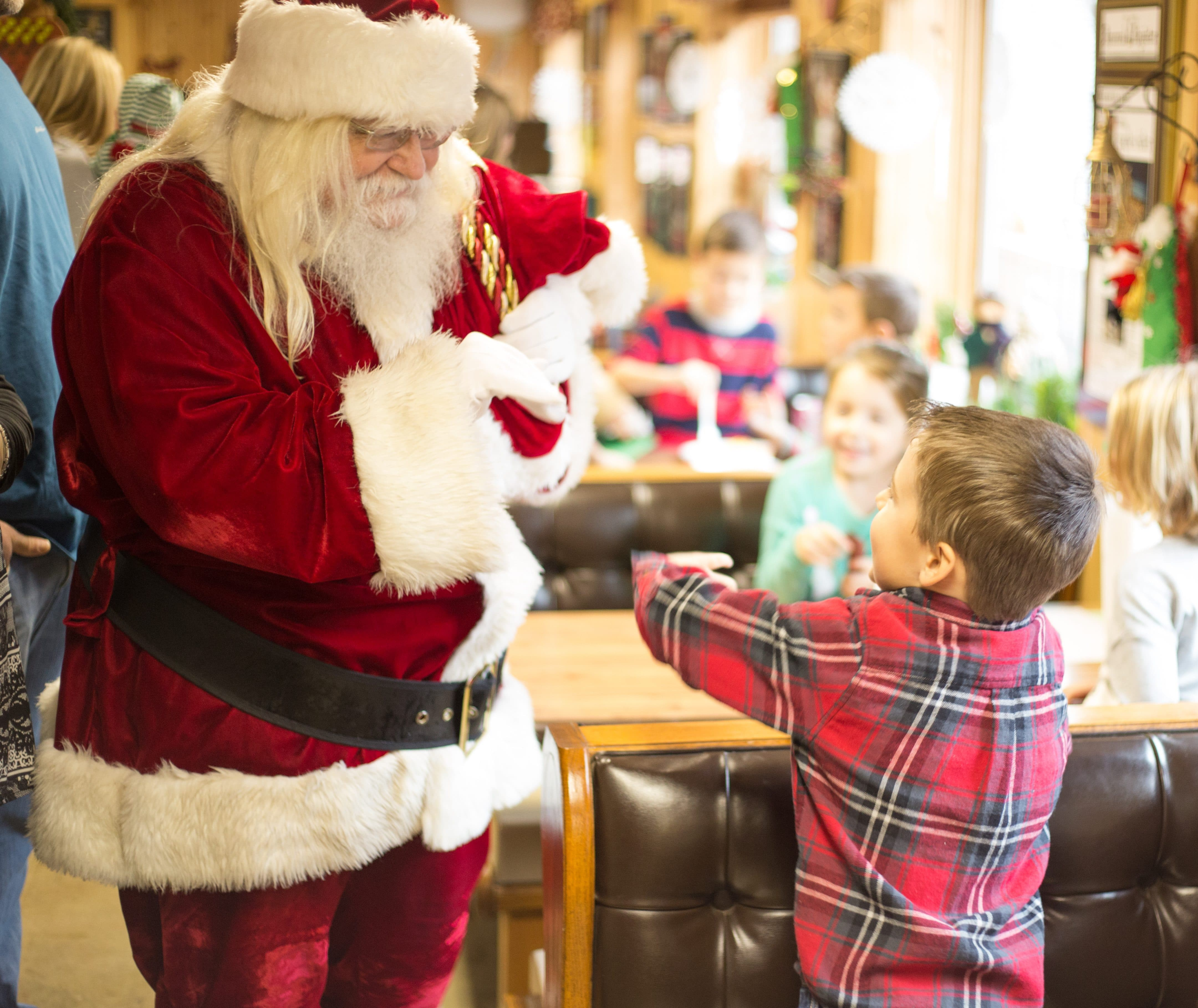 Christmas Brunch Near Me 2020 Breakfast with Santa 2020   Curtis Orchard & Pumpkin Patch